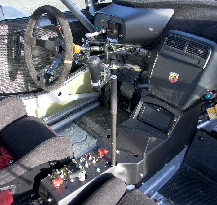 Fiat Grande Punto Abarth S2000 Rally Car Carsfromitaly