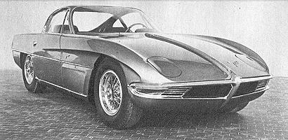 Lamborghini 350 Gtv Carsfromitaly