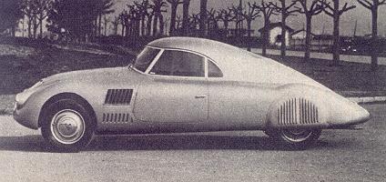 Lancia Aprilia, Aerodynamic Coupé by Pininfarina