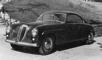 Lancia Aprilia, Coupé by Pininfarina (1948)
