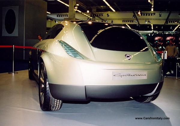 Lancia Carcerano Granturismo At Paris Mondial
